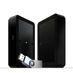 Losse personen- of bezoekers tellers met USB