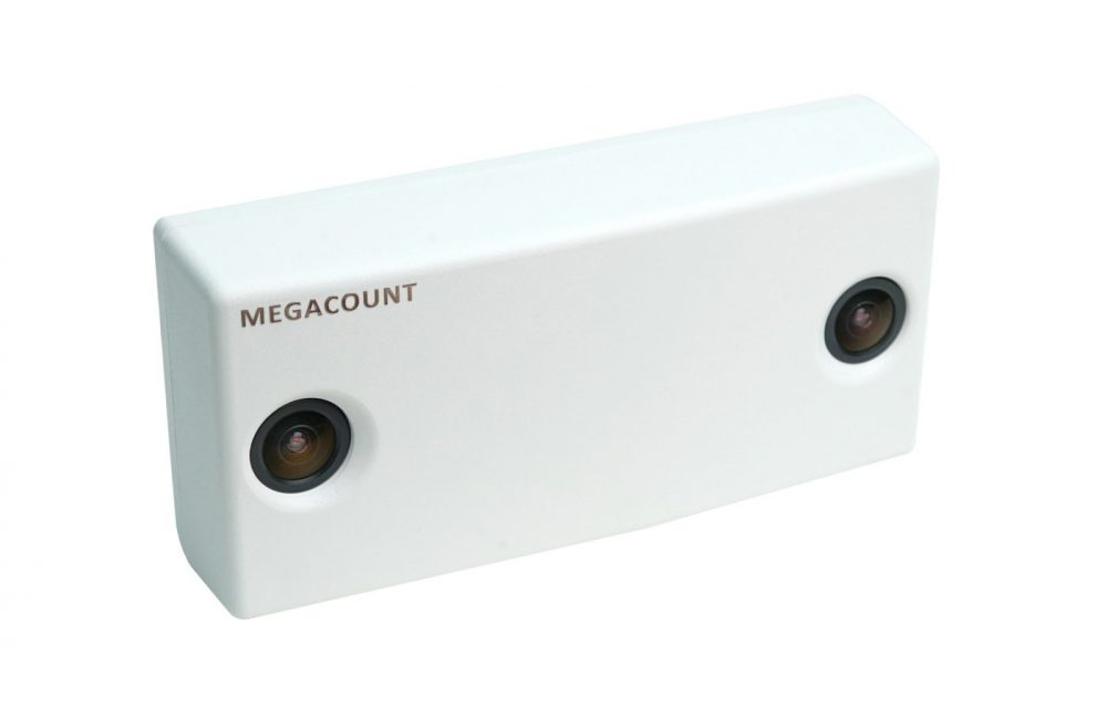 Footfallcam 3d + Wifi counter